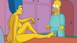 Homer Marge Simpsons Porn