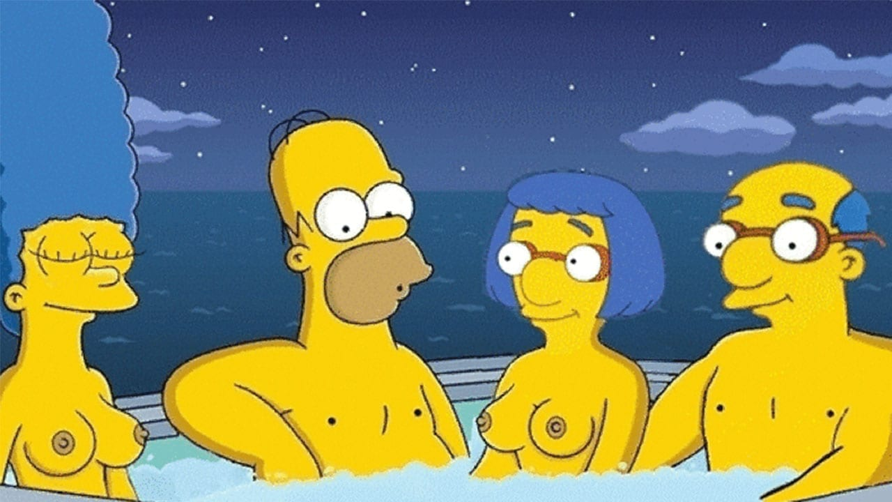simpsons porno marge
