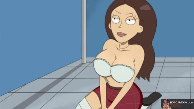 Rick and Morty Sex Porn Video | Morty Fucking Tricia