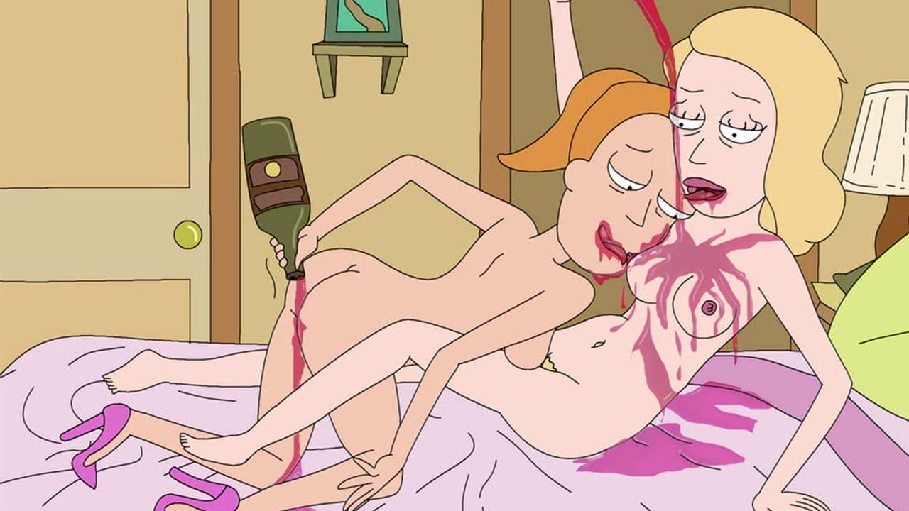 Rick And Morty Porno