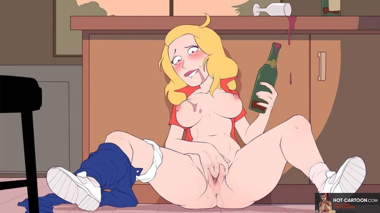 Rick and Morty Porn beth
