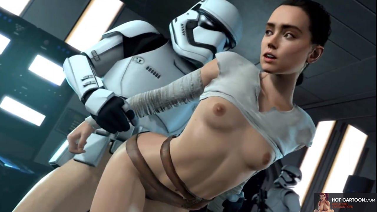 Rey porno wars star Star Wars