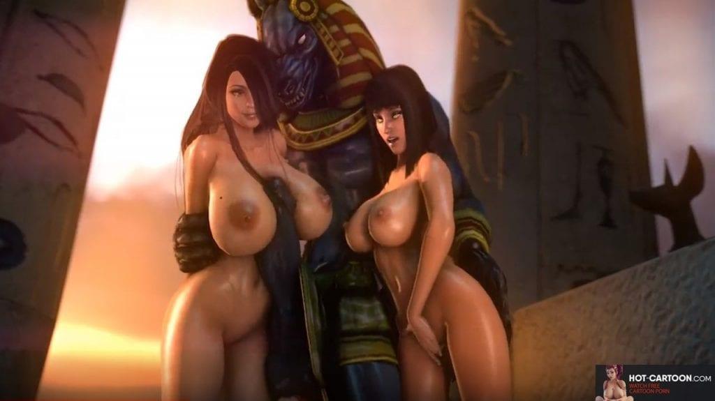 3D Horse porn
