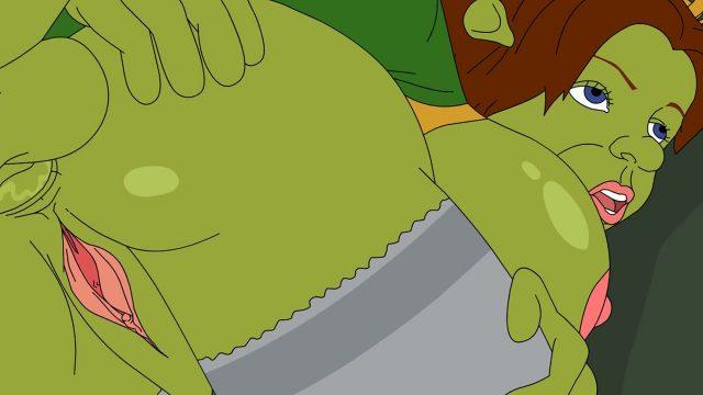 Shrek Porn