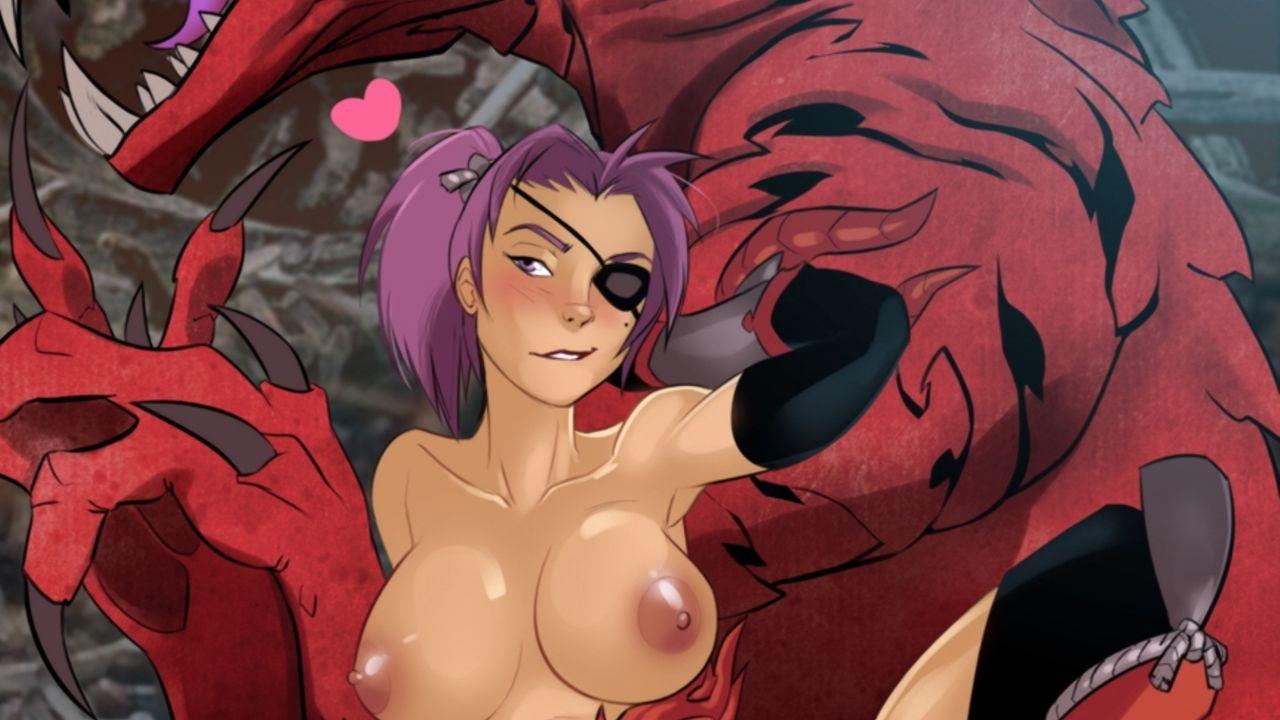 monster hunter world monster porn picture